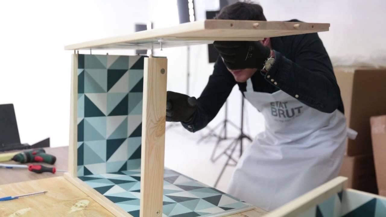 Comment transformer un meuble tv. trendy meuble pour petite cuisine
