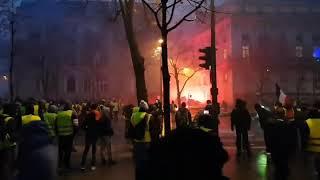 Gilets Jaunes PARIS 1er décembre 2018