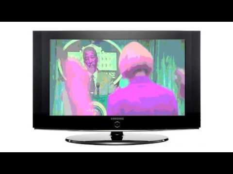 Distorsión de imagen en LCD Sony - Samsung. English Subtitles