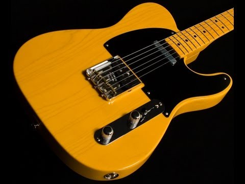 SOLD Fender American Vintage '52 Telecaster    SN: XN74179 Music Videos