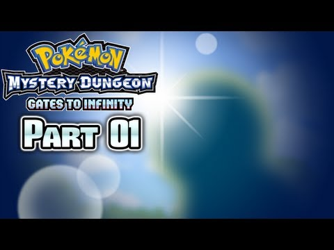 Pokmon Mystery Dungeon Gates to Infinity Part 01: From the Skies Above!
