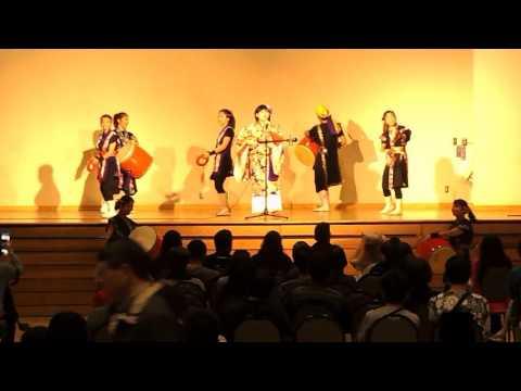 2016 Celebrate Spring Festival at Nikkei Center, だんじゅかりゆし/Danjukariyushi