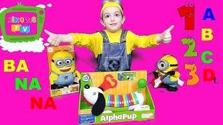 ABC Song | Nursery Rhymes Kids Tv Learn Colors