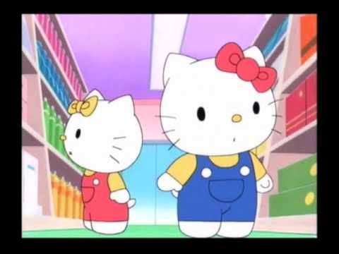 Hello Kitty - Aventuras en el Mercado