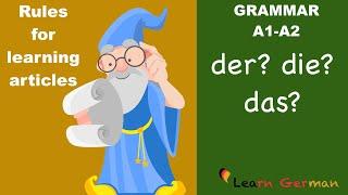 download lagu Learn German  German Grammar  Rules For Articles gratis
