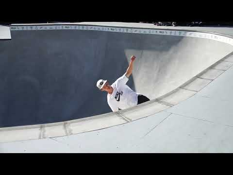 TRISTAN RENNIE DEW TOUR LONG BEACH PRO BOWL JAM HEAT TWO