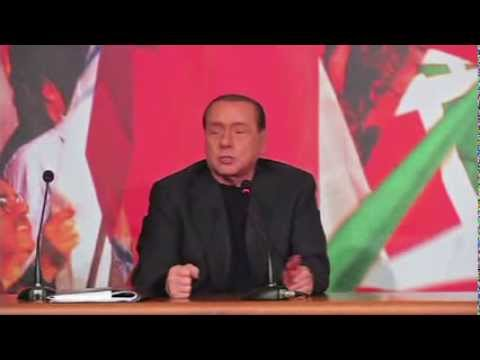 Silvio Berlusconi parla ai ragazzi di Missione Azzurra