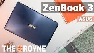 ASUS ZenBook 3, review en español