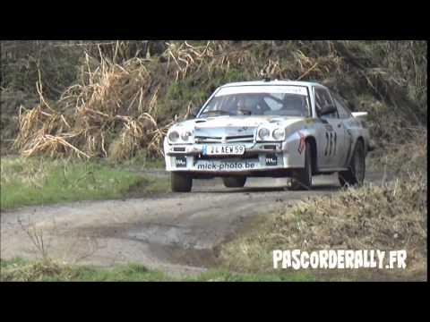 Essai Joel Baudour Opel Manta [drift] [show]