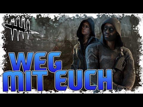 Rein mit dem Messer - Dead by Daylight Gameplay Deutsch German