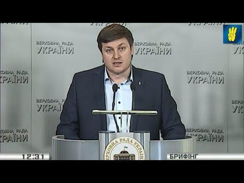 Голосування щодо візового режиму з Росією стане тестом для парламенту, ‒ Олег Осуховський