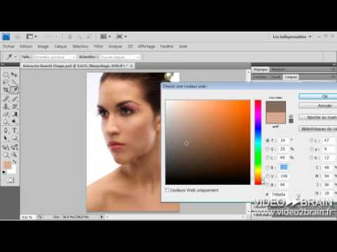 Retouche beauté avec Photoshop : Miss Beauty - video2brain