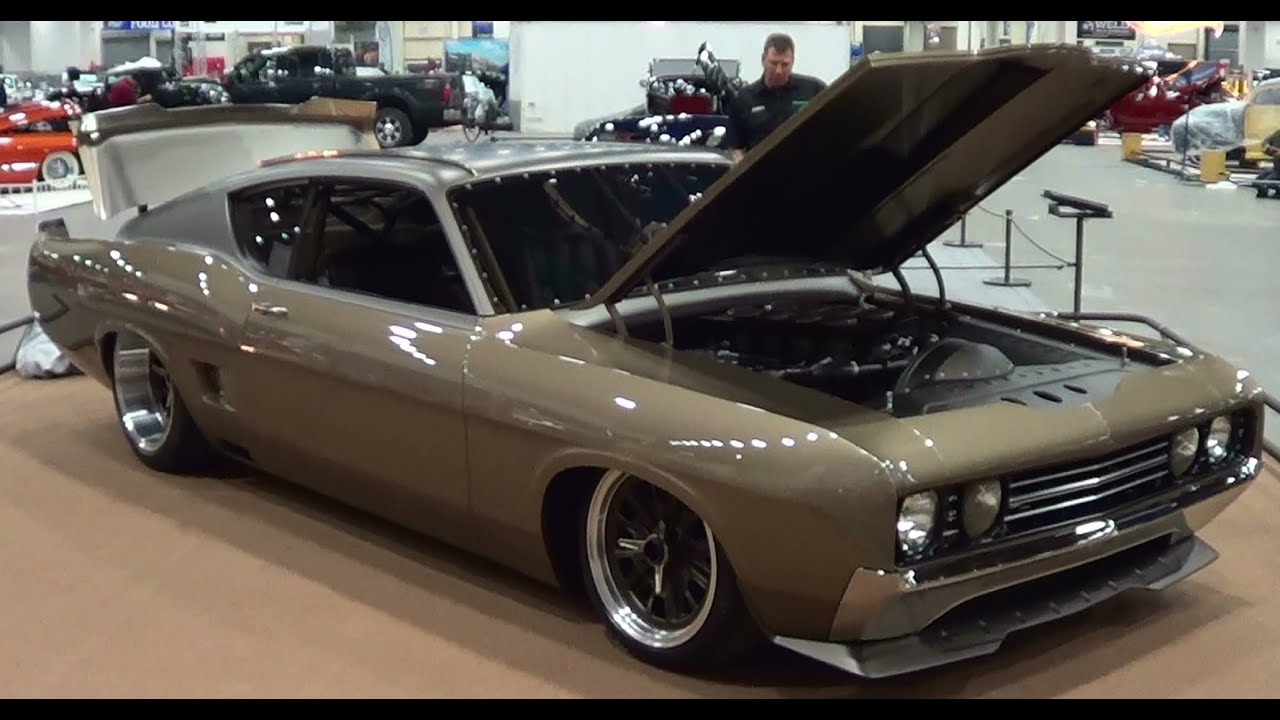 1969 Ford Torino Talladega Quot Gpt Special Quot Youtube