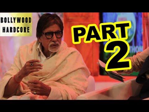 Swachh Bharat Abhiyan | Amitabh Bachchan, Sachin Tendulkar, Dia Mirza - Part 2