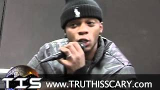 Papoose Talks HAARP Causing Earthquakes, Illuminati, Aids being Man Made &amp; More w/ TRUTHISSCARY.com