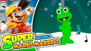 ¡A mover el esqueleto! - #04 - Super Mario Maker 2 (Historia) DSimphony