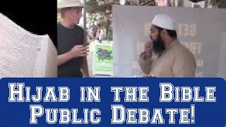 Video: Apostle Paul said Women should cover their Hair - Uthman Ibn Farooq vs Christian