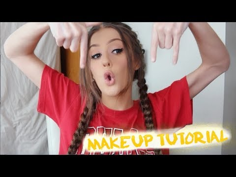 Everyday Makeup Tutorial | Holly H