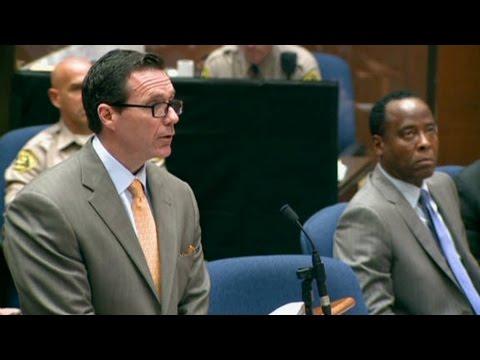 Murray defense questions Kenny Ortega