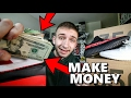 BEST WAY TO RESELL SNEAKERS + MAKE THOUSANDS OF DOLLARS $$$
