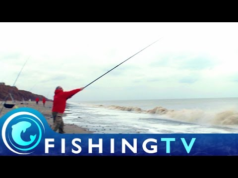 Online Fishing TV - Sea Watch UK (European Beach open 2009)