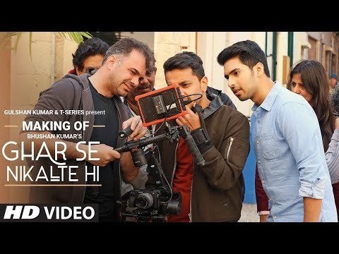 Making  Of Ghar Se Nikalte Hi Song | Amaal Mallik Feat. Armaan Malik | Bhushan Kumar | Angel