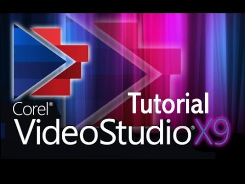 VideoStudio X9 - Tutorial for Beginners [+General Overview]*