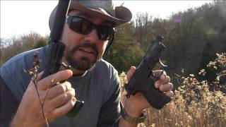 AR 15 and Walther P22 Silencer Suppressor Side by Side Comparison 05 ...