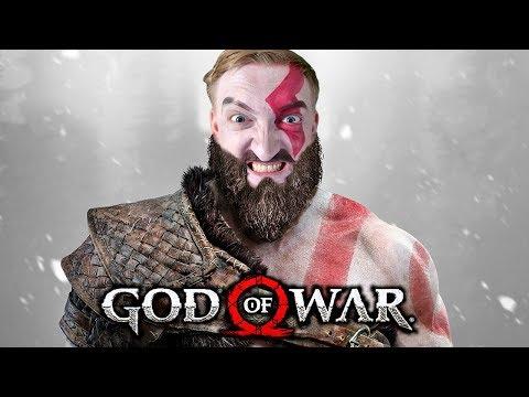 СРАЖАЮСЬ С ТЁЩЕЙ И СЫНОК ТЫКАЕТ ПАЛОЧКОЙ В ГОВНО | God of WAR 4 - ЧАСТЬ #2