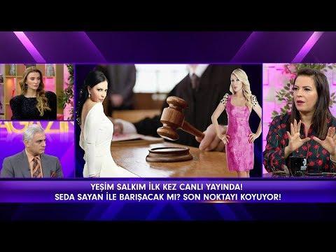 Magazin D - Yeşim Salkım'dan canlı yayında açıklama!