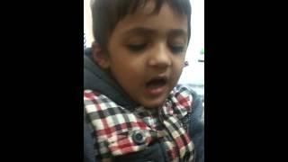 Khan shamir,Chota bheem raju song
