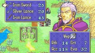 FE6 HM Draft Run Chapter 1