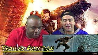 Защитники (Guardians 2017) Трейлер 2 Reaction I Russian Superhero Movie I (English Subtitles)
