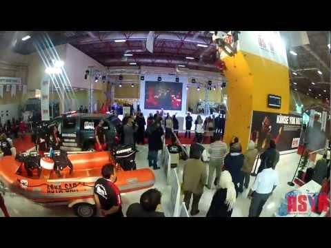 ASYA SAR - CNR EXPO 2012 AFET Y�NET�M� FUARI TANITIM JENER���
