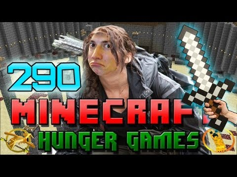 Minecraft: Hunger Games w/Mitch! Game 290 - VICTORY!