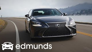 2018 Lexus LS 500 Review | Test Drive | Edmunds