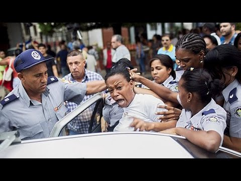 UN Human Rights Day sees protests, detentions in Cuba