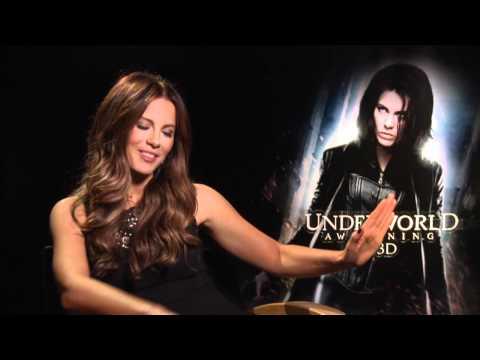 Underworld 4 - Kate Beckinsale Press Junket Interview