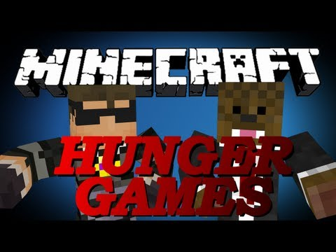 HILARIOUS Minecraft Hunger Games w/ SkyDoesMinecraft Game #109 BACON!
