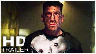 """THE DEFENDERS: """"Punisher Reveal"""" Trailer (2017)"""