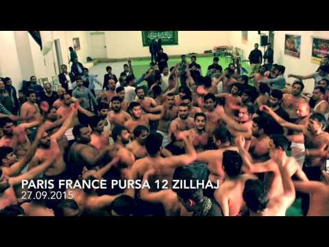 Paris Pursa 11 Zilhajj 27.09.2015