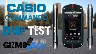 Drop Test_ Casio Commando