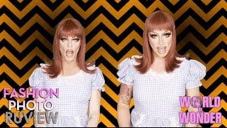 RuPaul's Drag Race Fashion Photo RuView with Raven & Morgan McMichaels - Social Media Ep 19