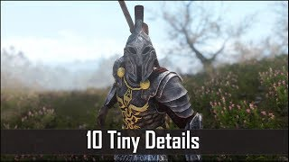 Skyrim: Yet Another 10 Tiny Details That You May Still Have Missed in The Elder Scrolls 5 (Part 26)