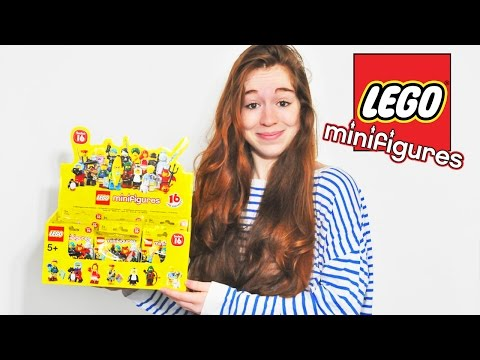 [Vidéo Surprise] Ouverture de 16 Boosters LEGO Minifigures Serie 16 ! BIG FAIL !