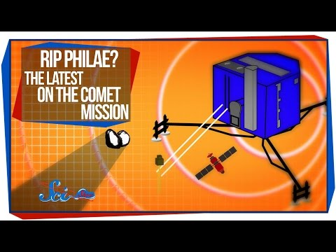 RIP Philae? The Latest on the Comet Mission