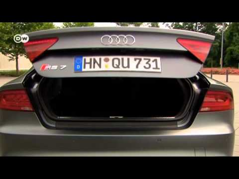 Am Start: Audi RS7 Sportback | Motor mobil