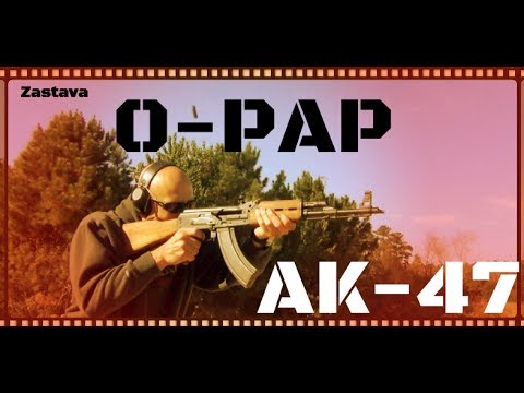 Century Yugo Zastava M70 O-PAP AK-47 Rifle Review (HD)