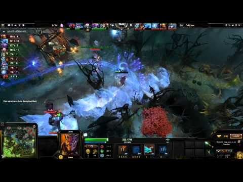 Dream vs. Everything Can Work UGC Western Invite Game 2 - Casted by Wicket and Petefbsd