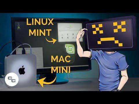 Installing Linux Mint on a Mac - Part 1 - Krazy Ken's Tech Misadventures